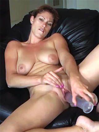 Asian horny masturbating her wet pussy